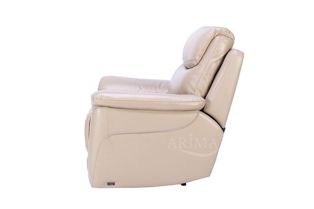 Кресло Arimax Митчел (Серый жемчуг) - фото 4