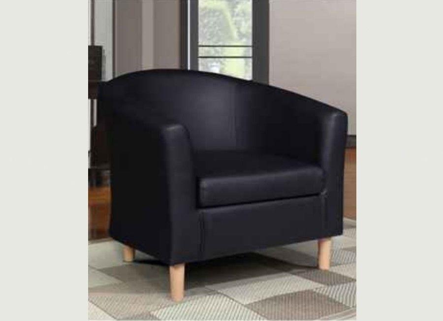 Кресло ZMF Эльф (черный) - фото 1