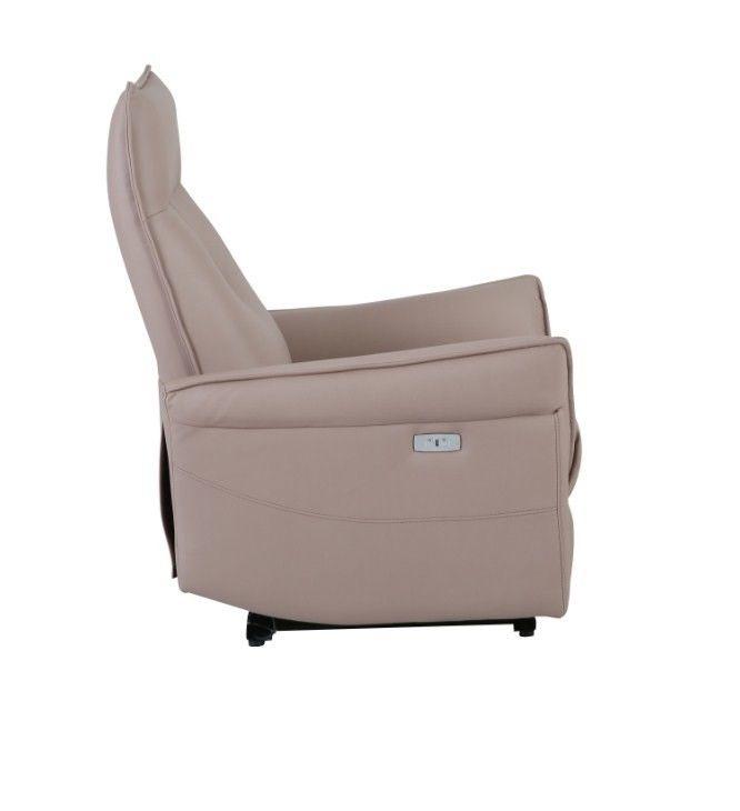 Кресло Arimax Dr Max DM02003 (Теплый серый) - фото 4