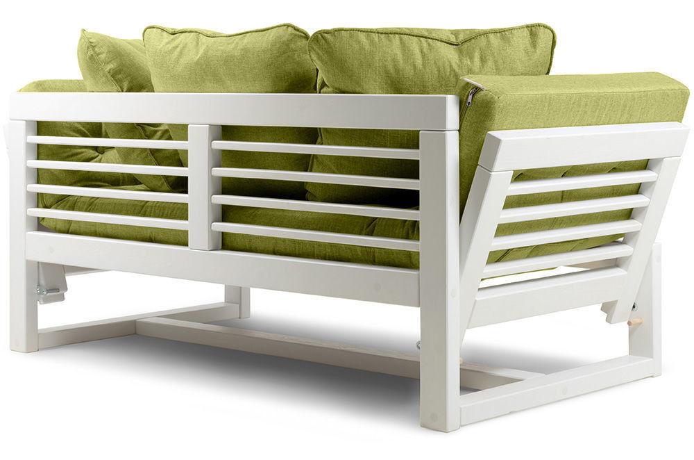 Диван Woodcraft Балтик Textile Кушетка Lime - фото 9
