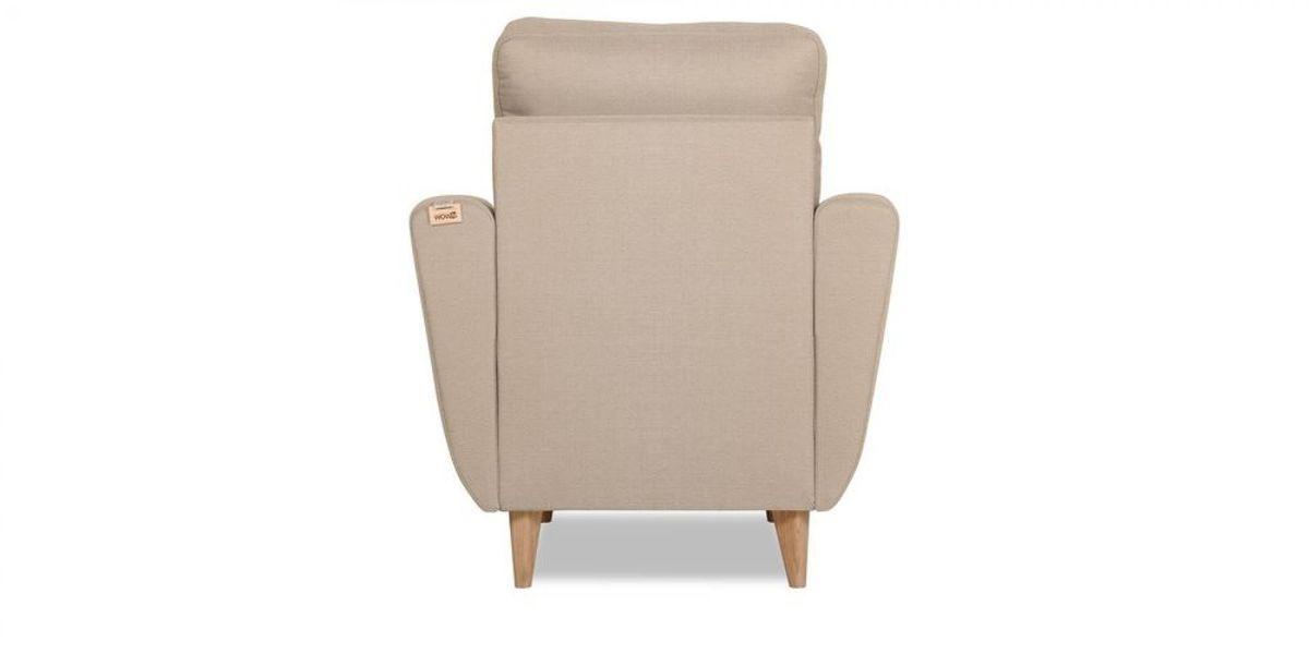 Кресло WOWIN Хоум (Дымчато-розовая микророгожка) - фото 5