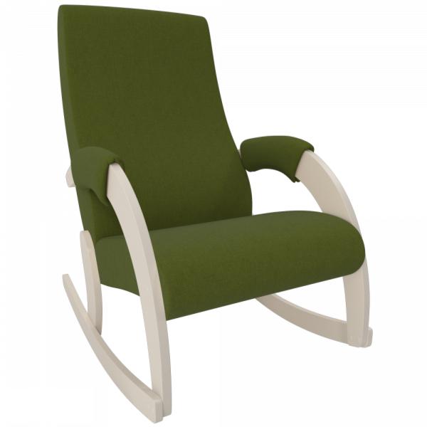 Кресло Impex Модель 67М Montana 501 сливочный - фото 1