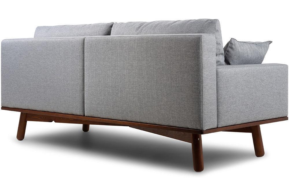 Диван Woodcraft Миннесота Textile Grey - фото 5