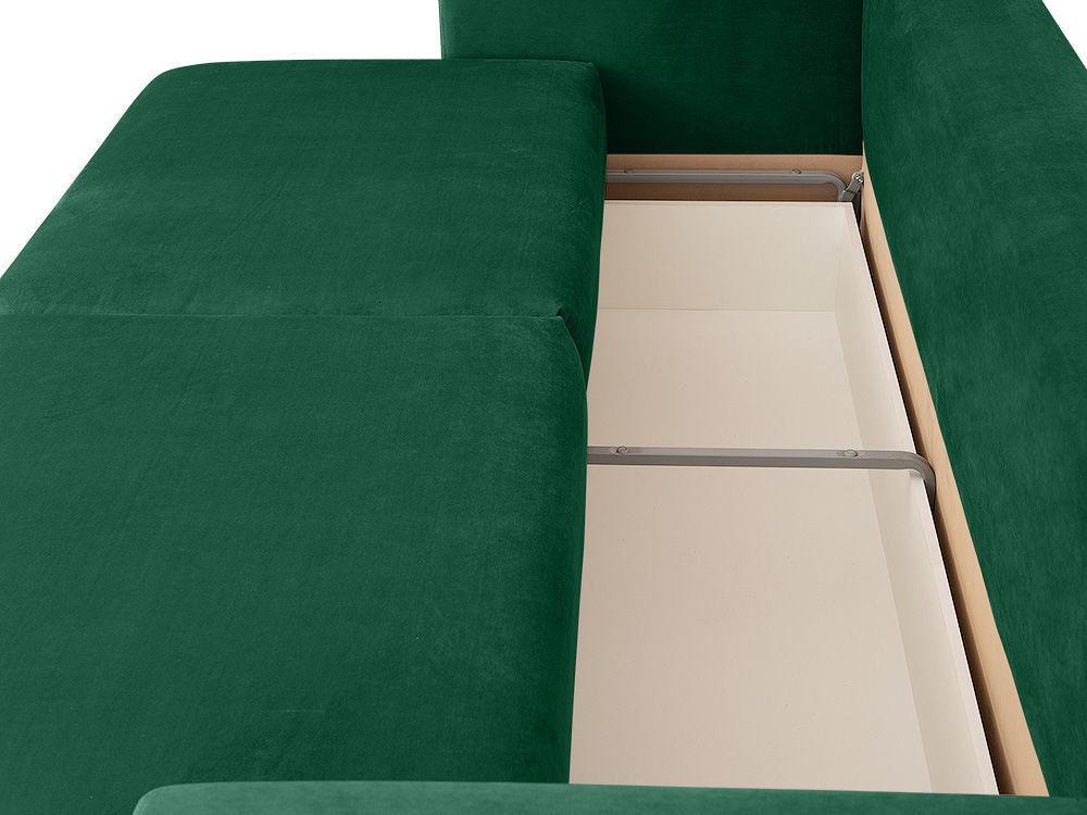Диван Woodcraft Корсо Velvet Emerald - фото 5
