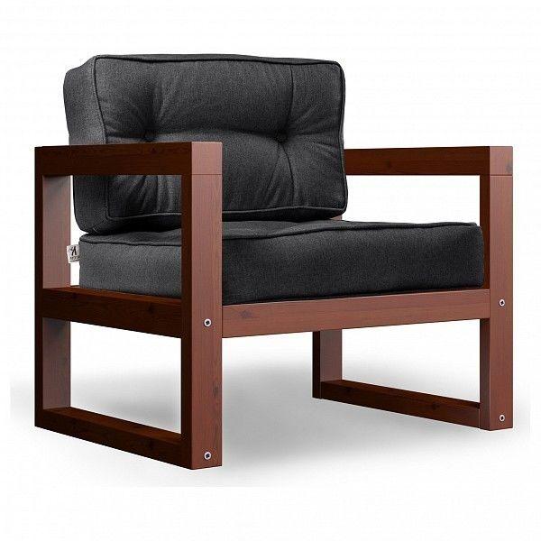 Кресло Anderson Астер AND_122set254, черный - фото 1