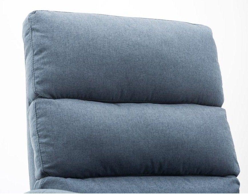 Кресло Arimax Dr Max DM05002 (Джинс) - фото 13