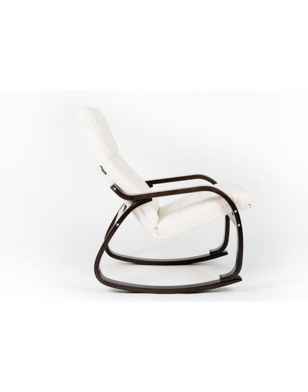 Кресло Impex Сайма венге (Гардения) - фото 4