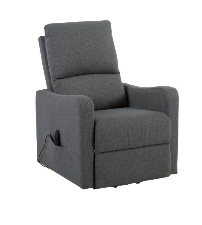 Кресло Arimax Dr Max DM02006 (Серый) - фото 2
