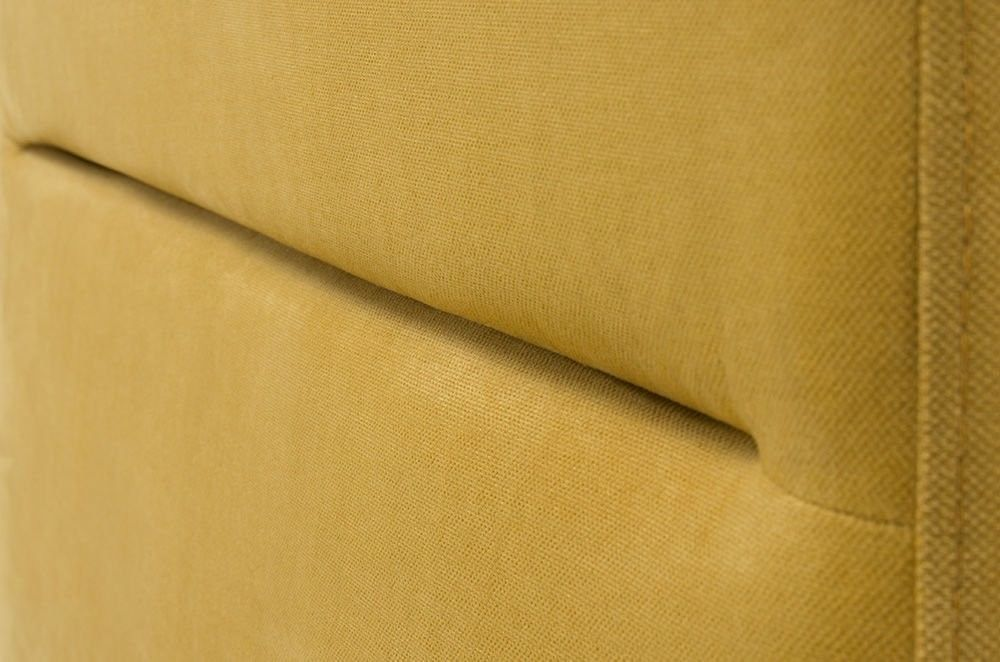Диван Woodcraft Модульный Гувер-2 Velvet Yellow (уцененный) - фото 23