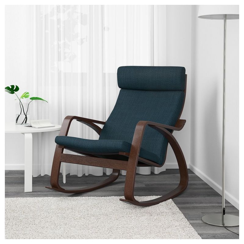 Кресло IKEA Поэнг 192.515.45 - фото 2