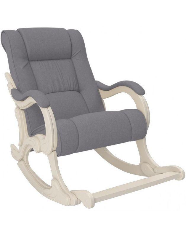 Кресло Impex Модель 77 Montana сливочный (Montana 501) - фото 2