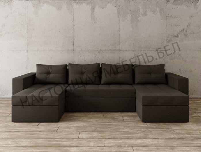Диван Настоящая мебель Константин п-образный (модель 80) - фото 1