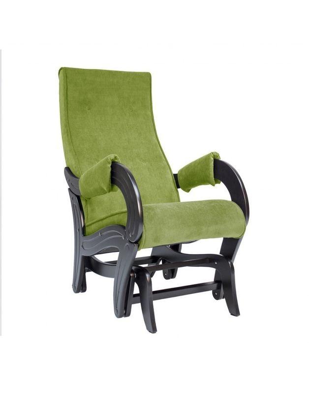 Кресло Impex Кресло-гляйдер Модель 708 Verona (apple green) - фото 1