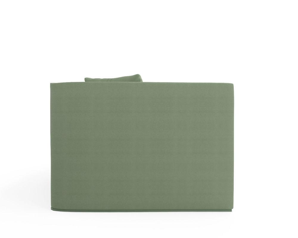 Диван Мебель-АРС Ассоль (зеленый) - фото 3