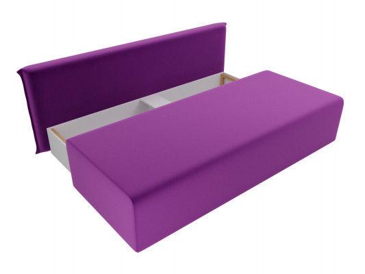 Диван ЛигаДиванов Кесада 101793 микровельвет фиолетовый - фото 5