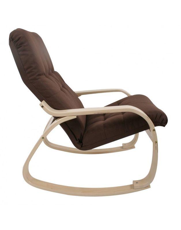 Кресло Impex Сайма натуральный (coffe) - фото 4