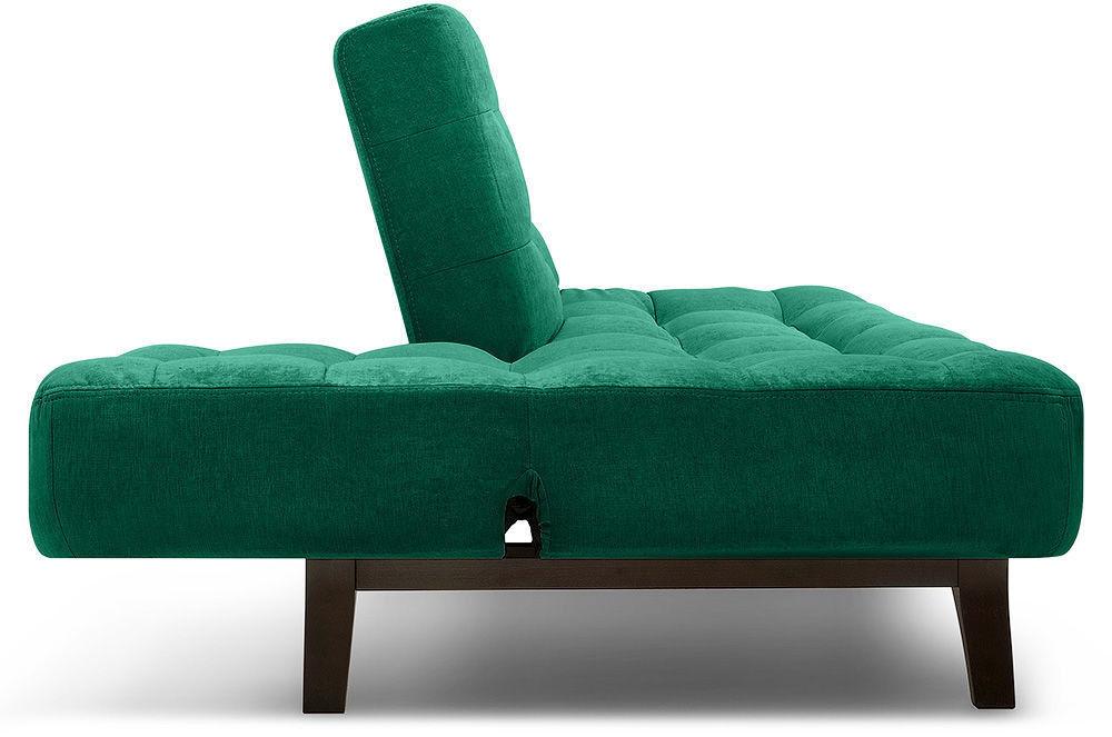 Диван Woodcraft Бонс Velvet Emerald прямой - фото 9