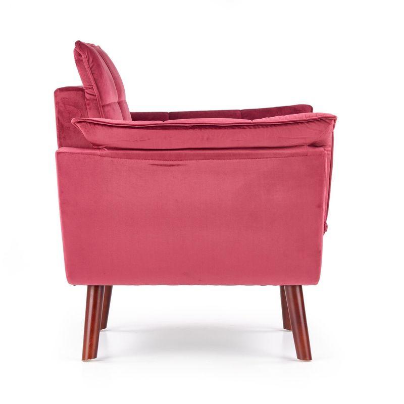 Кресло Halmar REZZO (темно-бордовый) V-CH-REZZO-FOT-BORDOWY - фото 3