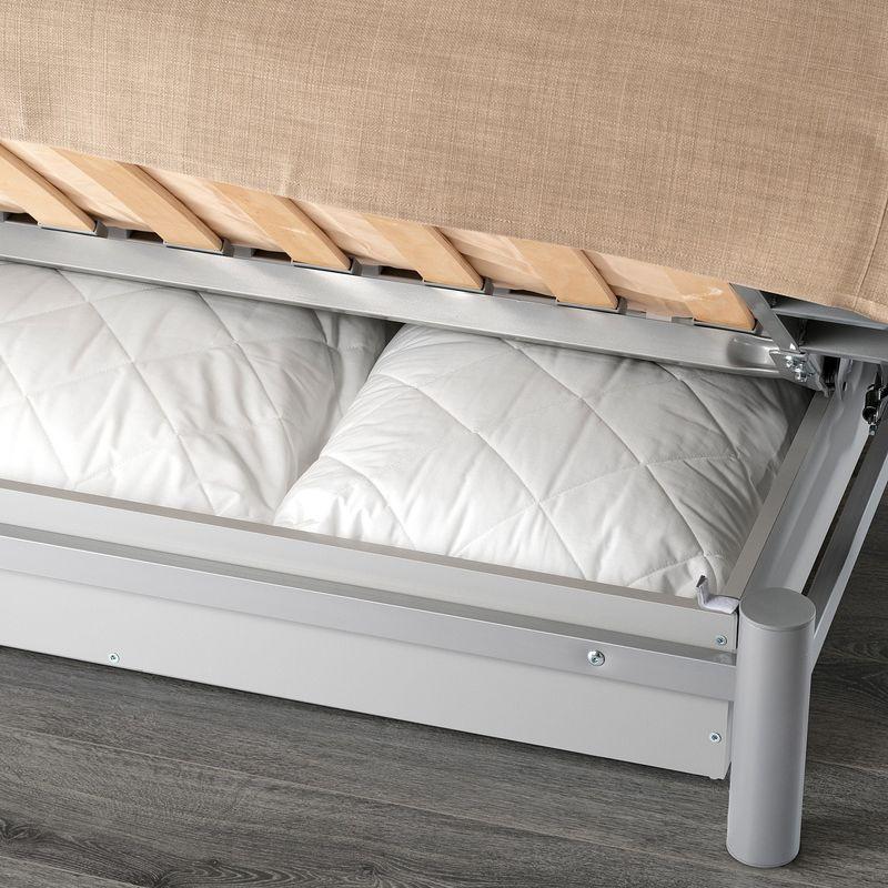 Диван IKEA Бединге бежевый [593.091.15] - фото 5