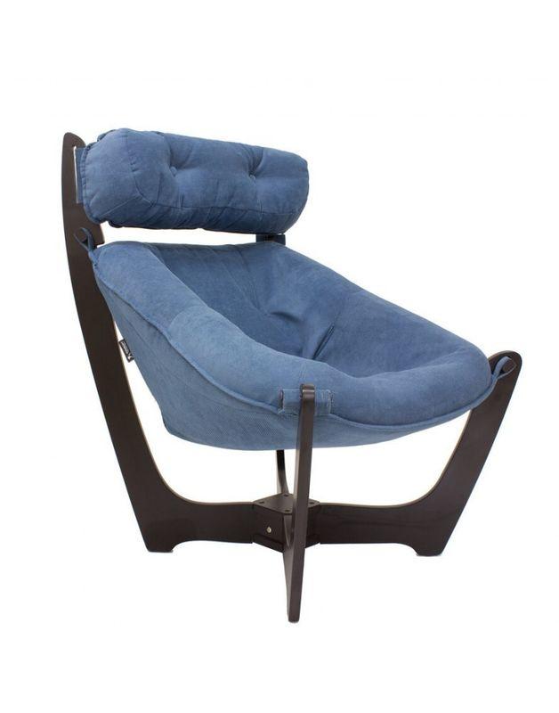 Кресло Impex Модель 11 verona (denim blue) - фото 1