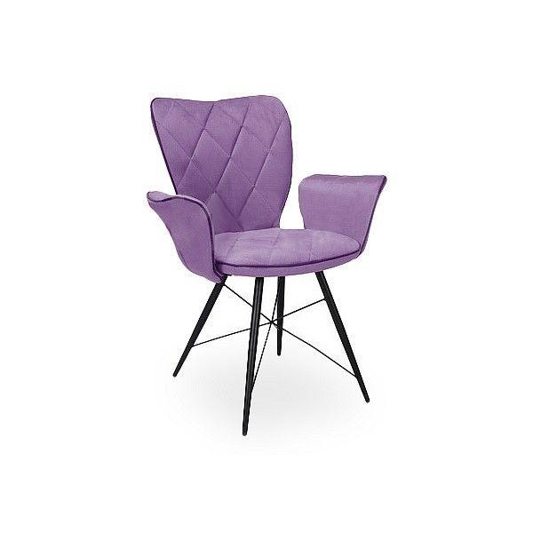 Кресло Avanti Prima AVA_AN-00003156, фиолетовый - фото 1