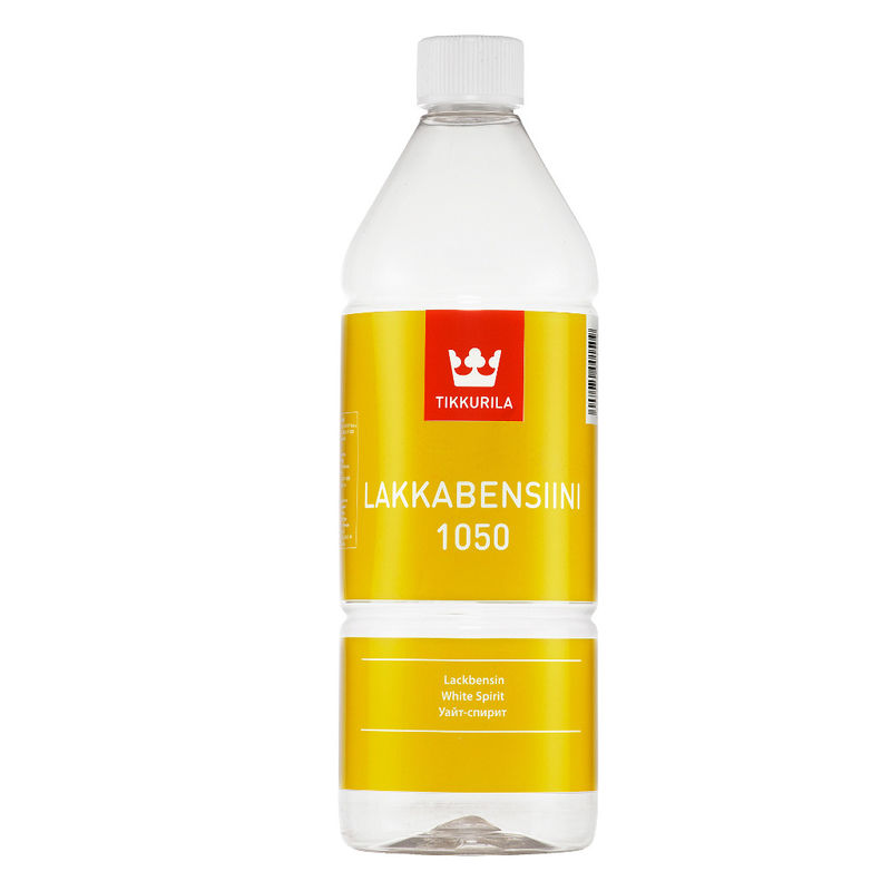 Растворитель Tikkurila Lakkabensiini 1050 (1 л) - фото 1