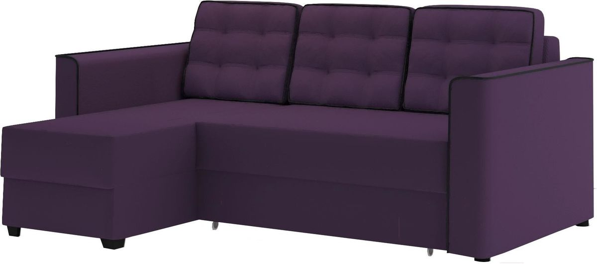 Диван Мебель Холдинг угловой МХ54 Ричардс-5 левый [Р-5-1-Р17-OU] - фото 1