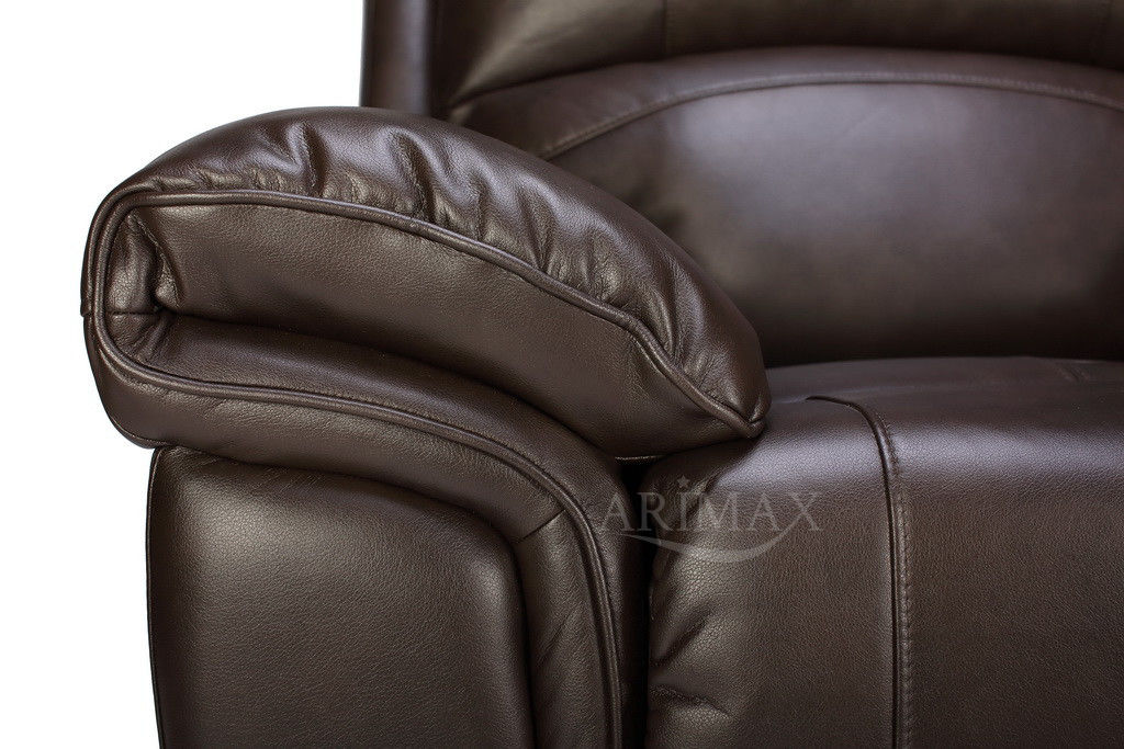Кресло Arimax Миллер N (Темный каштан) - фото 7