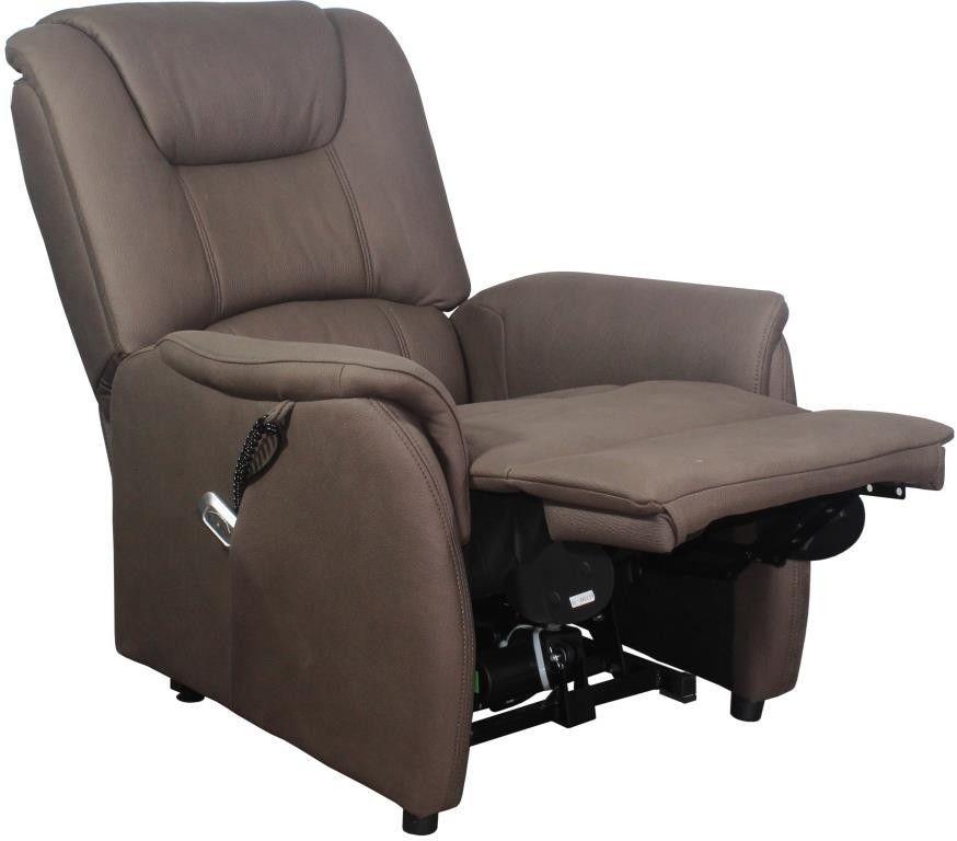 Кресло Arimax Dr Max DM01002 (Коричневый) - фото 7