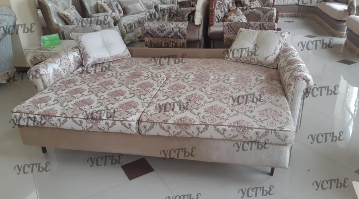 Элитная мягкая мебель Устье Амадеус 3х местный - фото 2