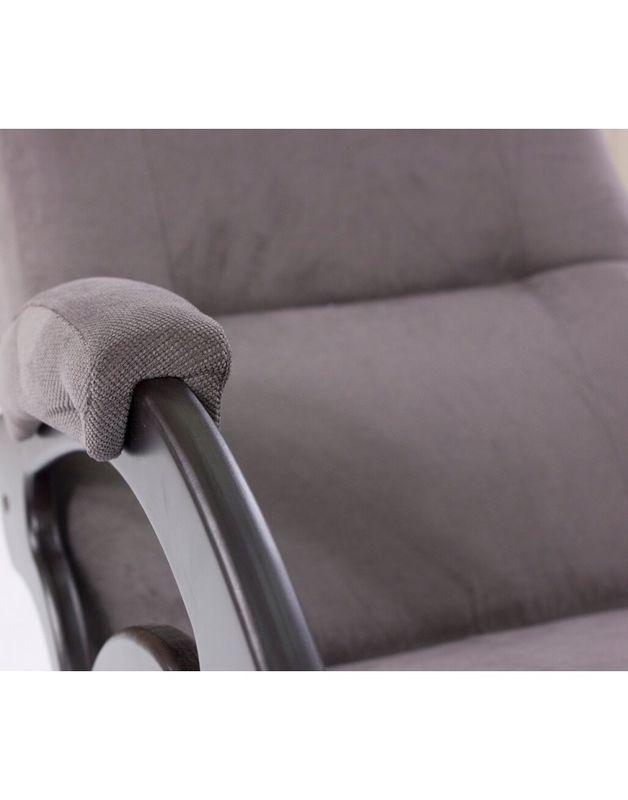 Кресло Impex Модель 5 Verona (Antrazite grey) - фото 6