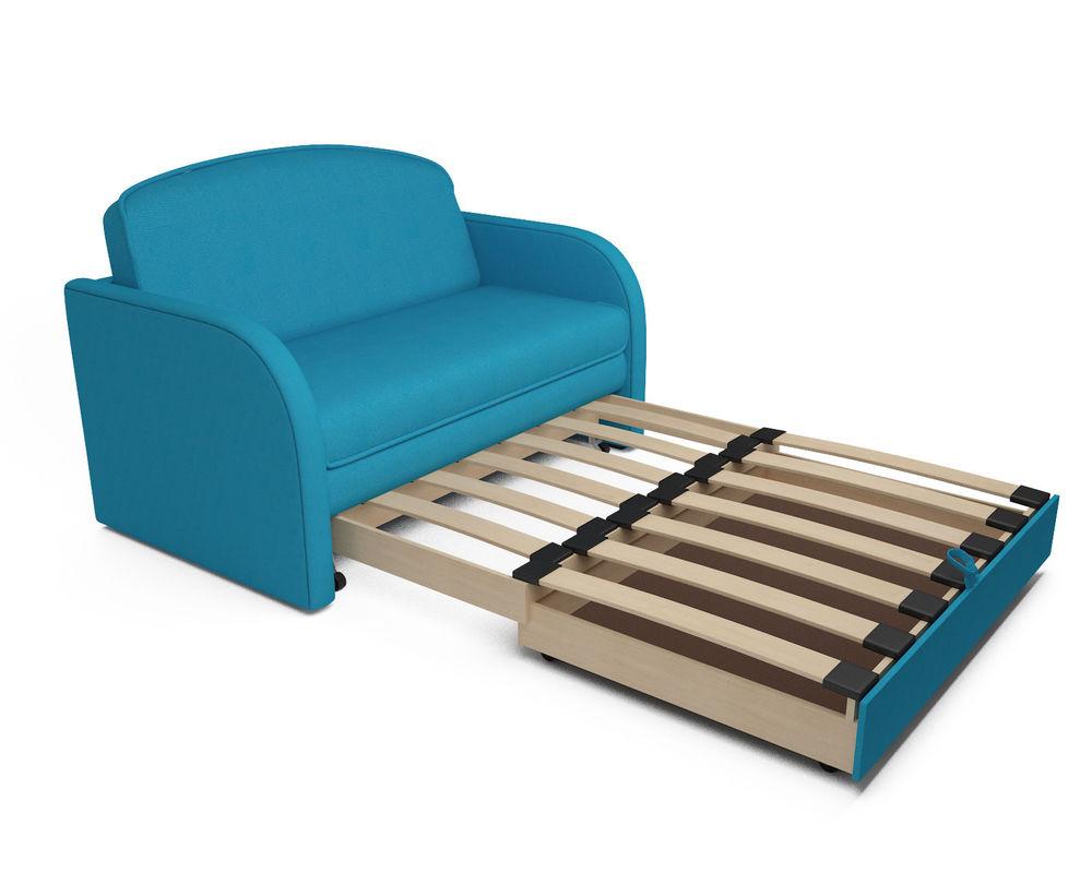 Диван Мебель-АРС Малютка (синий) - фото 5