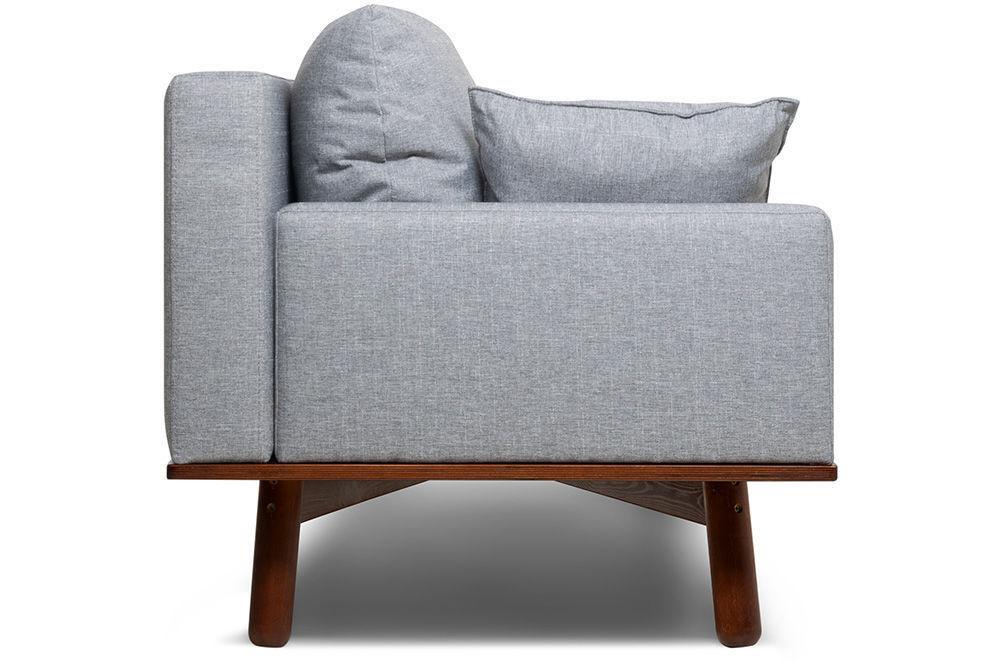 Диван Woodcraft Миннесота Textile Grey - фото 4