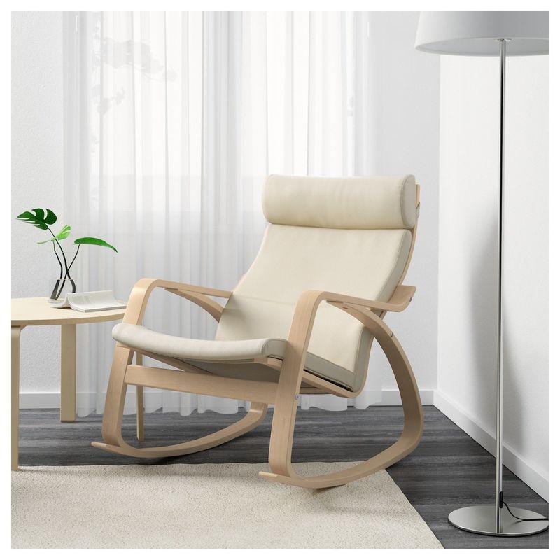 Кресло IKEA Поэнг 592.816.92 - фото 2