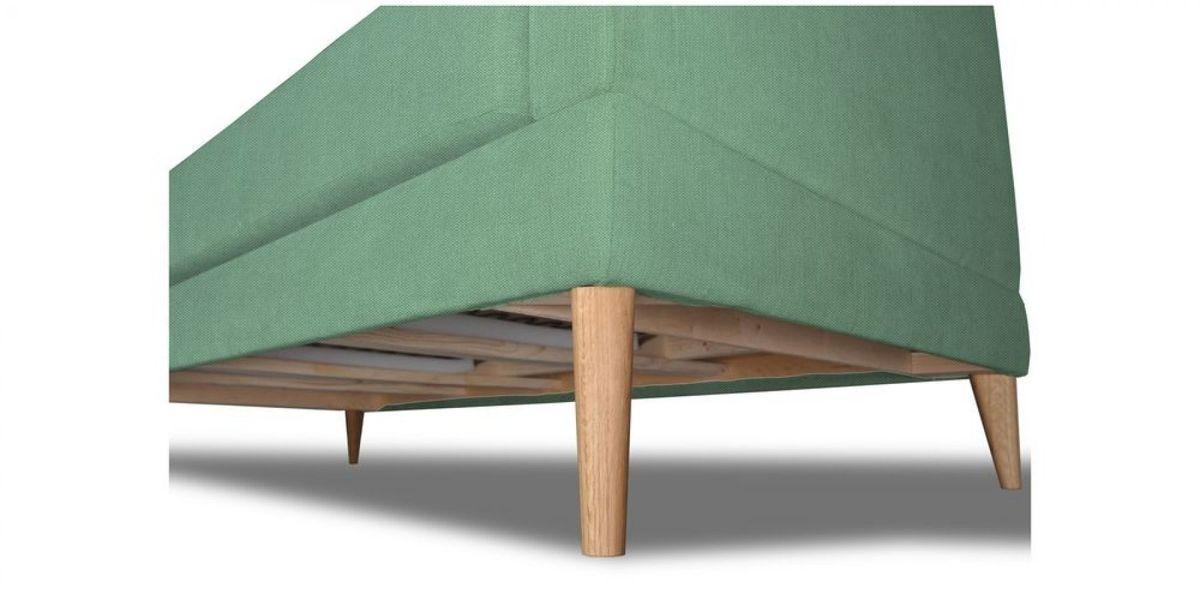 Кресло WOWIN Полар (Мятная рогожка) - фото 5