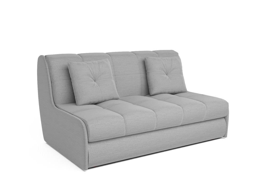 Диван Мебель-АРС Аккордеон Барон №2 (рогожка серая) - фото 1