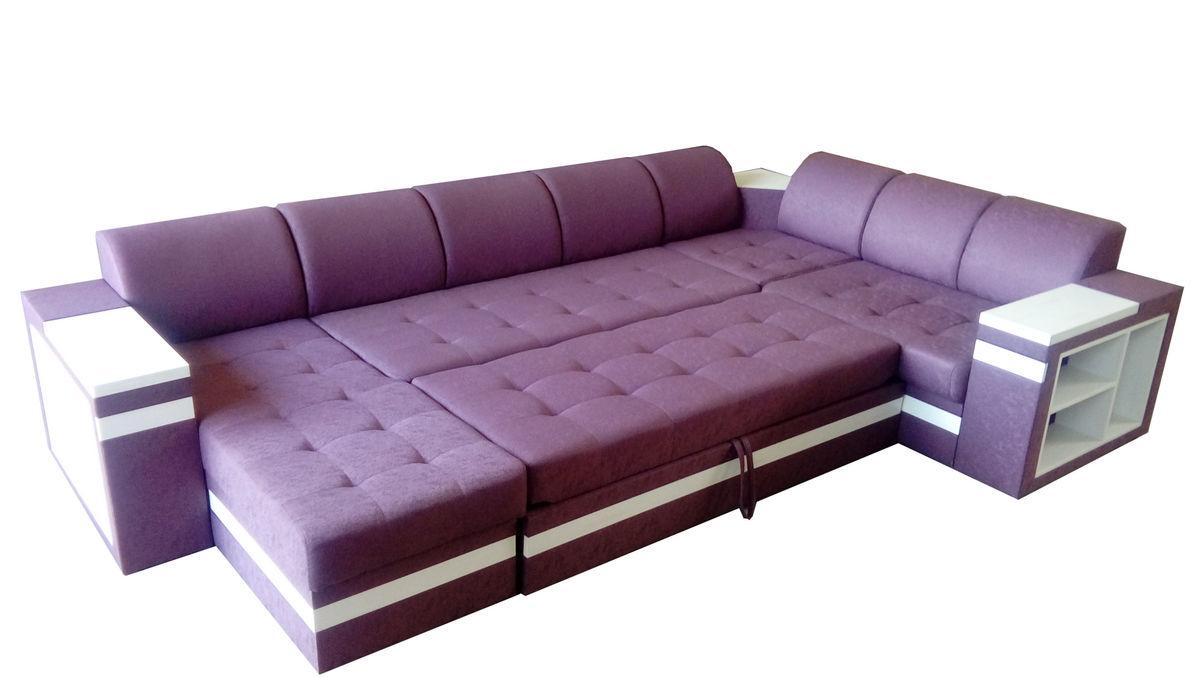 Диван Soft Style Престиж Отто (розовый) - фото 3