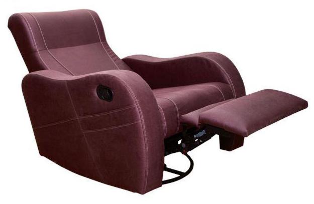 Кресло Апогей-Мебель Луксор - фото 1