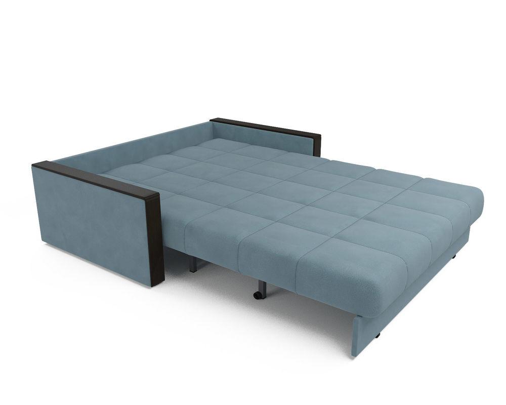Диван Мебель-АРС Техас (голубой - Luna 089) - фото 6
