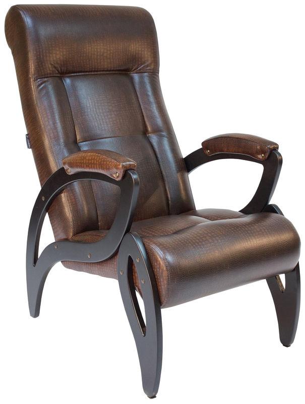 Кресло Комфорт (Impex) Модель 51 KMT_2000000066653, коричневый - фото 1