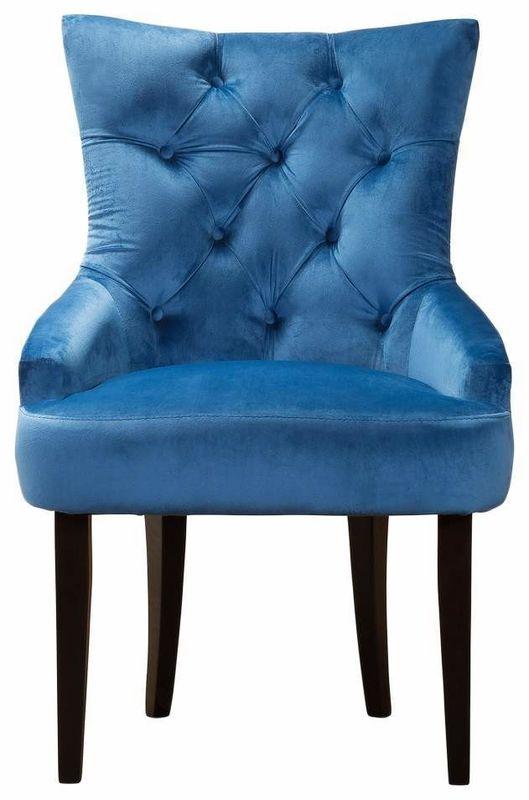 Кресло R-Home Шарлот Блю RST_400082_blju, синий - фото 1