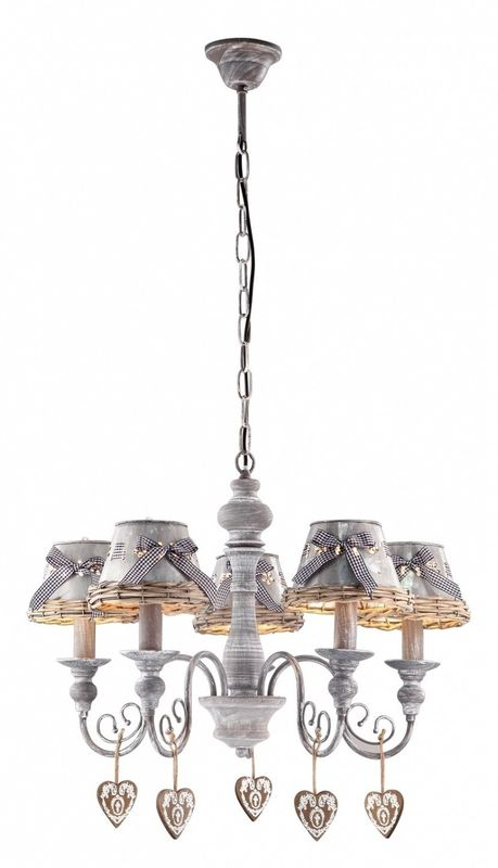Светильник Arte Lamp Fattoria A5290LM-5RI - фото 1