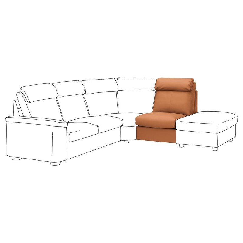 Диван IKEA Лидгульт 004.131.85 - фото 1