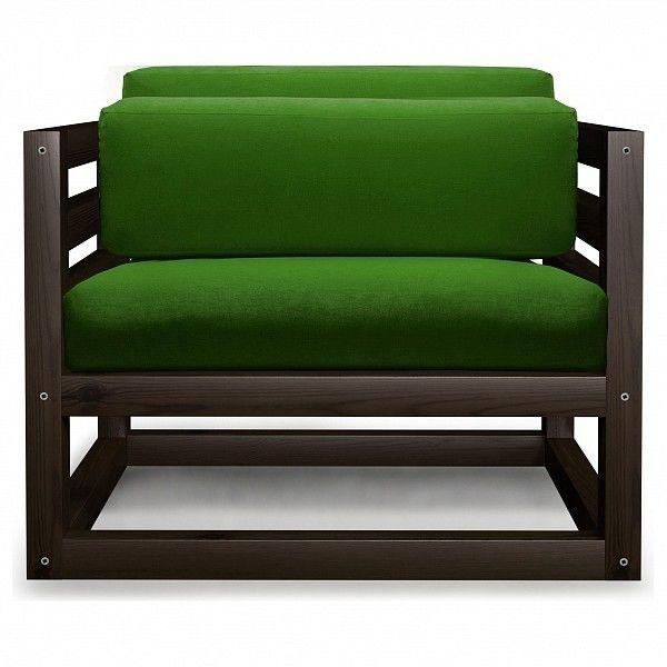 Кресло Anderson Магнус AND_125set437, зеленый - фото 1