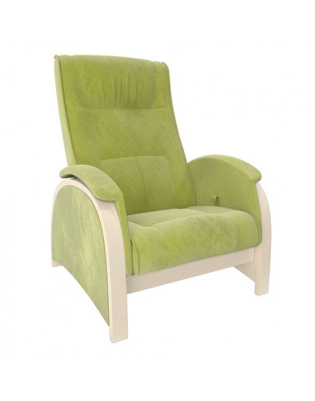 Кресло Impex Balance-2 Verona сливочный (apple green) - фото 1