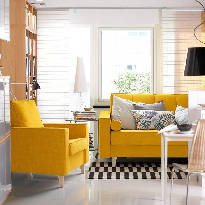 Диван IKEA Аскеста [204.507.99] - фото 3