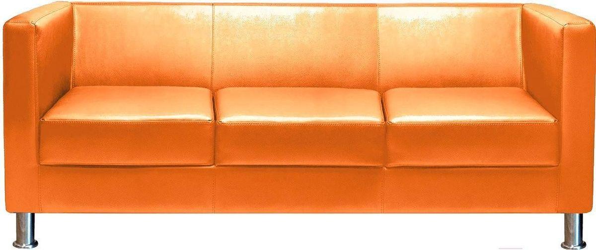 Диван Brioli Билли трехместный Mango 9253 - фото 1