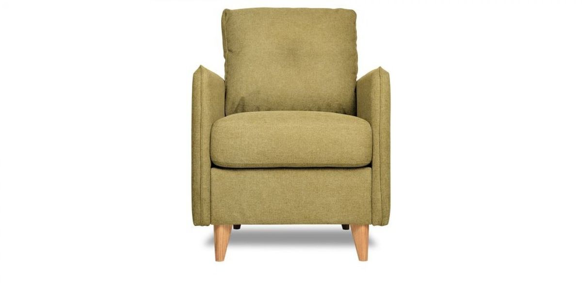 Кресло WOWIN Вест (Темно-песочный микровелюр) - фото 2