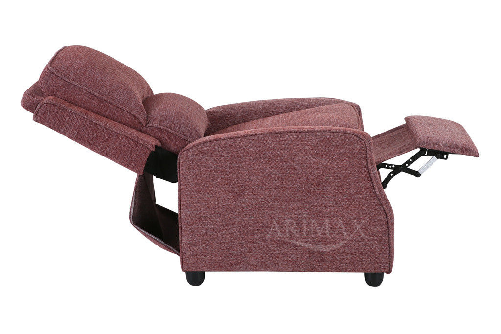 Кресло Arimax Dr Max DM02001 (Брусничный) - фото 5