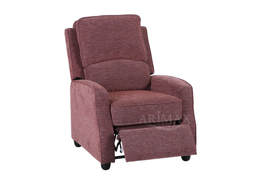 Кресло Arimax Dr Max DM02001 (Брусничный) - фото 3